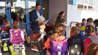 U Općini Vinica započela nova školska godina, upisano 35 učenika prvih razreda