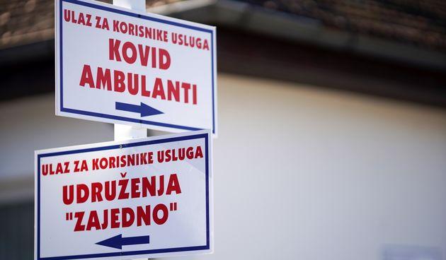 U BiH 444 novozaraženih i 78 umrlih: Žena oboljela od covida bacila se s prozora bolnice