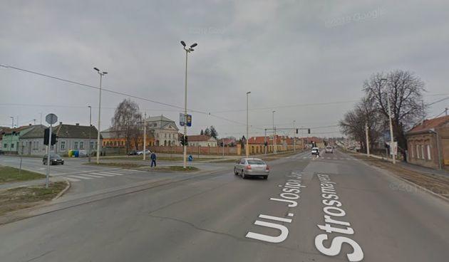 Zbog zamjene semafora obustavlja se promet kroz jednu od prometnih žila kucavica u Osijeku