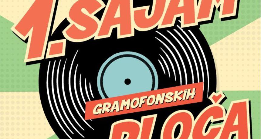 Eurodom: 1. Sajam gramafonskih ploča