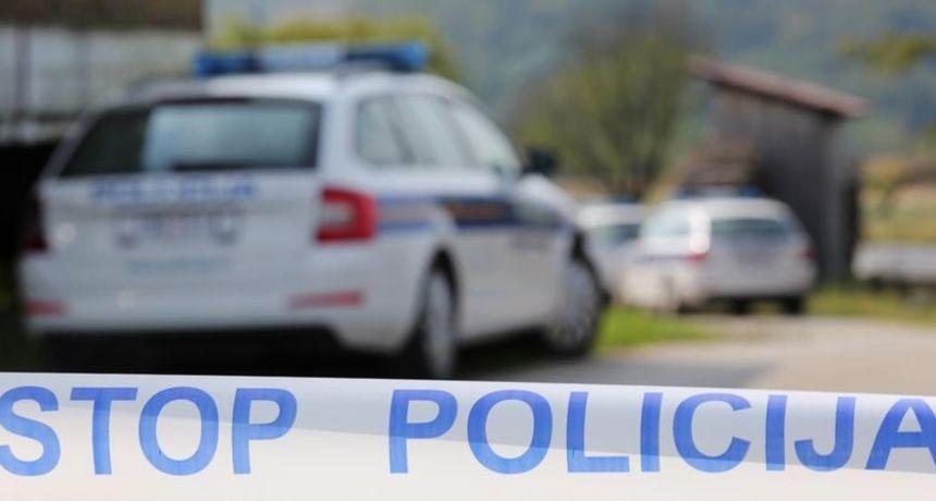 U Belajskoj Vinici teško ozlijeđeno 12-godišnje dijete - neoprezno na biciklu izašlo iz dvorišta na cestu, udario ga teretni automobil