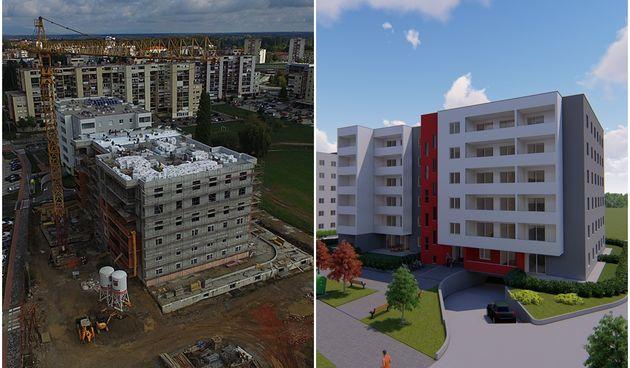 Nova zgrada u Grabriku useljiva od 1. svibnja 2021. - odaberite svoj budući dom i uredite ga dok je još u fazi gradnje