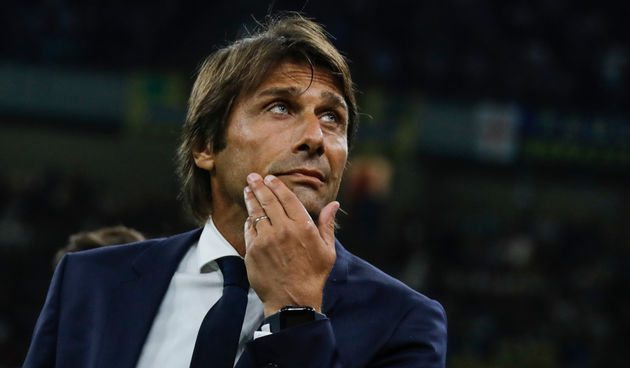 7. Antonio Conte, trener Inter Milana