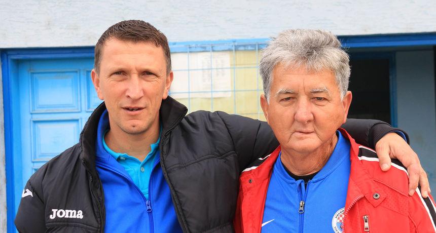DOMAŠINEC Bunc i Đurkin: Rastali se prijatelji i sportski suradnici