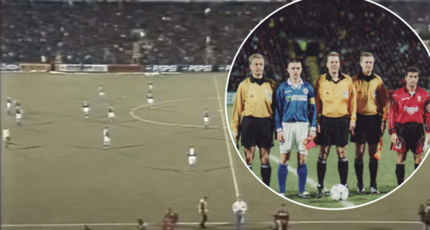 BILI MEĐU OSAM U KUPU KUPOVA! Prije 22 godine Varteks je doživio proljeće u nogometnoj Europi
