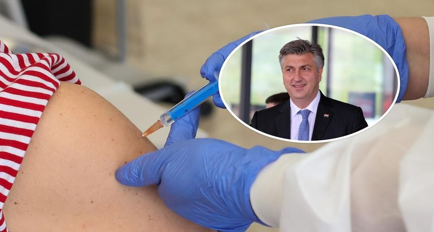 Premijer se pohvalio s milijun utrošenih doza cjepiva: Otkrio je i koliko je ljudi cijepljeno