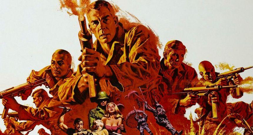 U filmskom klasiku 'Dvanaestorica žigosanih' glumile su najveće muškarčine Hollywooda, tko bi njih mogao dostojno zamijeniti u remakeu?