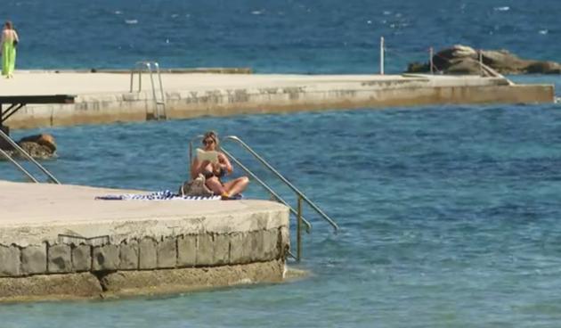 Kupanje Dubrovnik 2021.
