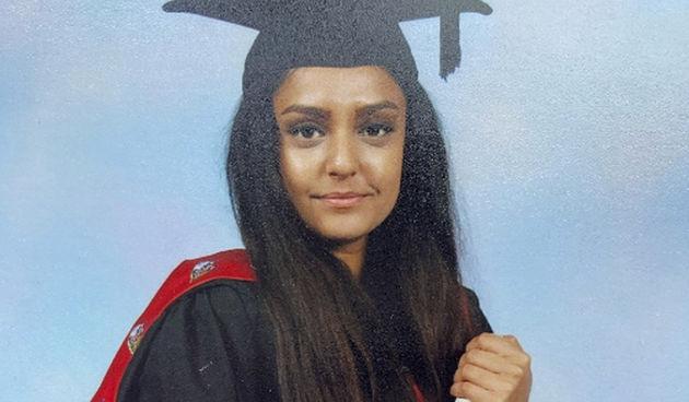 Sabina Nessa, London, ubojstvo