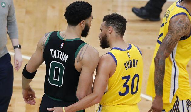 Celtics - Warriors