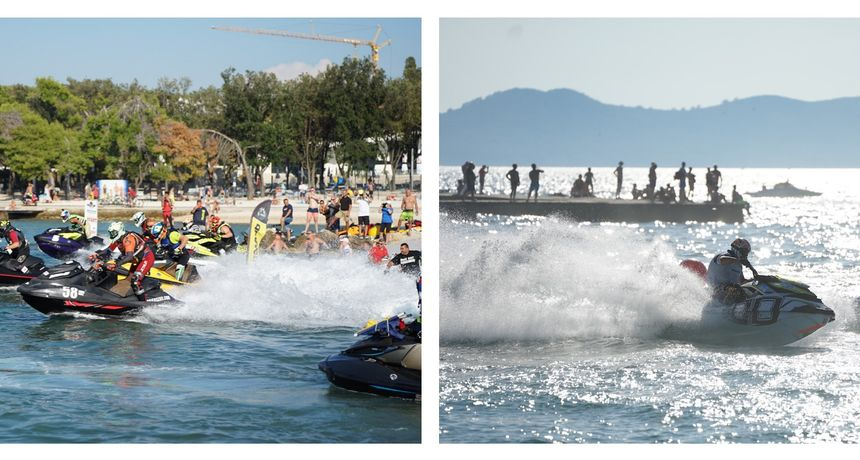 Zadar domaćin adrenalinske sportske senzacije