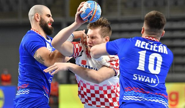 Hrvatska - Slovačka
