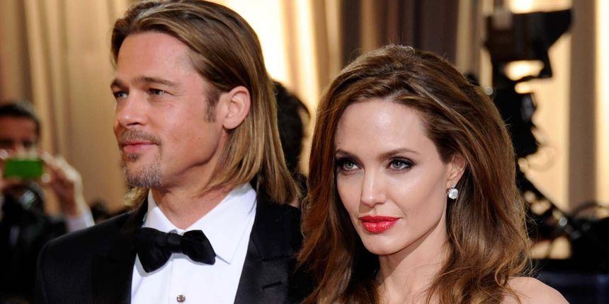 Morate vidjeti što je sve Angelina Jolie 'branila' Bradu Pittu dok su bili u braku