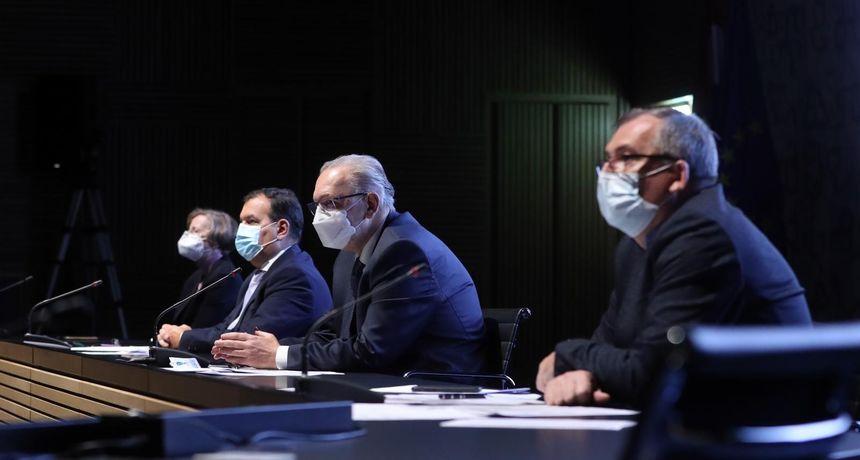 Sve smo mi to platili! Svaka stolica u kojoj sjede Vlada i stožeraši košta oko tri tisuće eura, a ima ih 50