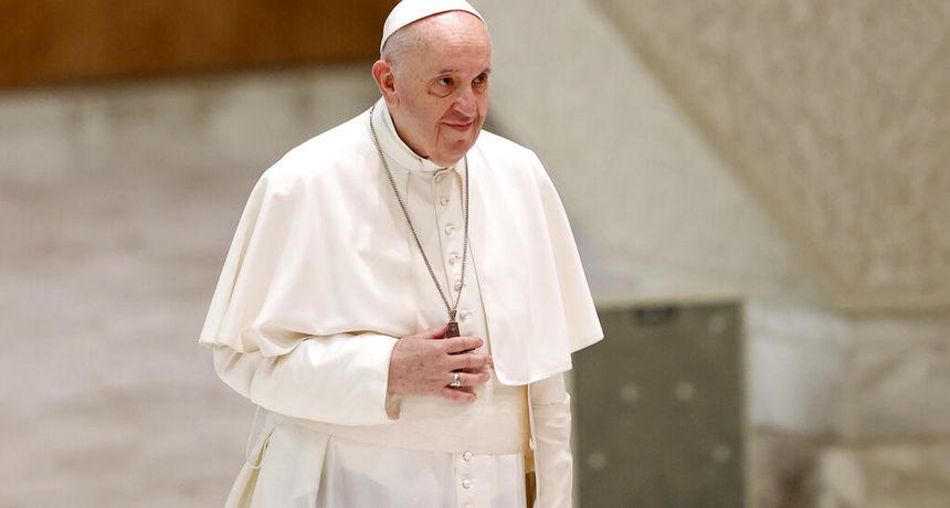 Papa na kraju posjeta Slovačkoj: 'Pobačaj je ubojstvo, a Crkva neće priznati gay brakove'