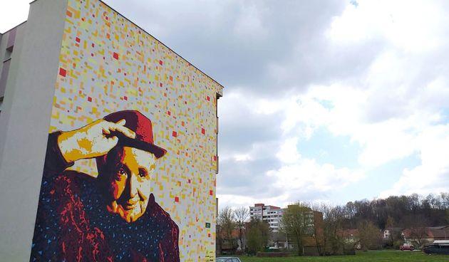 Krleza mural