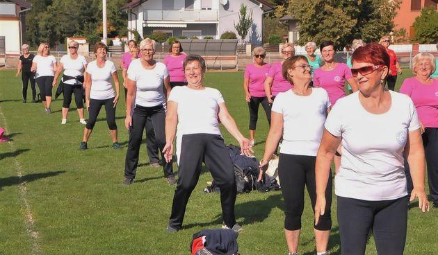 25. međimurski festival sportske rekreacije žena u Štefancu
