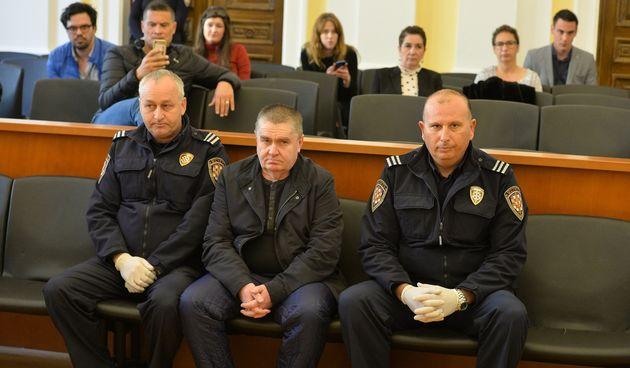 Josip Rođak dobio nepravomoćno 30 godina zativora