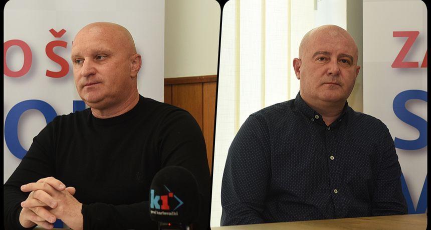 DP-ov dvojac odlučuje o većini u Gradskom vijeću, Ribić i Butala složni: Razgovarat ćemo nakon drugog kruga za gradonačelnika. Sve su opcije otvorene