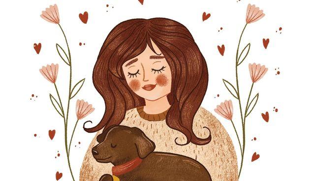 U izdanju Šumeka od sljedećeg tjedna u prodaji slikovnica Sanje Graše o udomljenom psu, možete je i rezervirati
