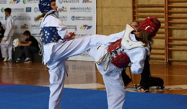 Oscar Kovačić i Lucio Matuzić prvaci Hrvatske u taekwondou, borcima iz županije još sedam odličja