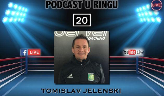 Tomislav Jelenski podcast u ringu Sinisa Kovacic