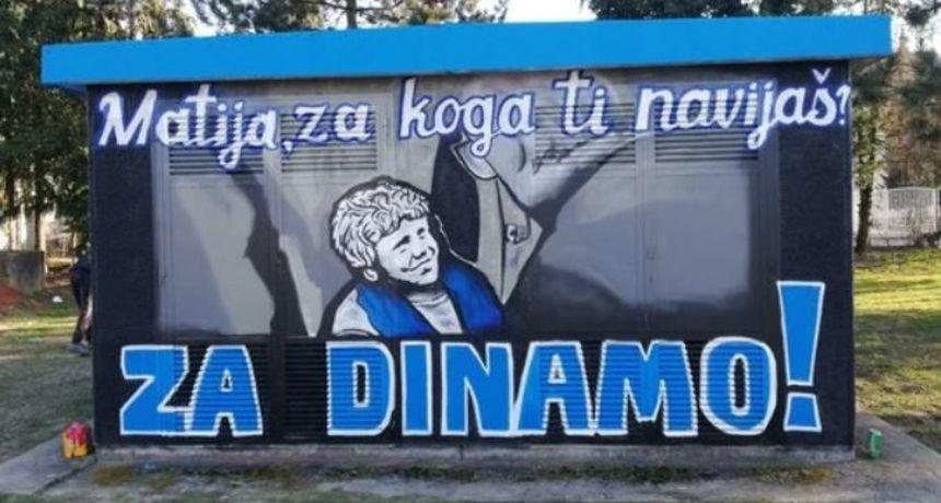 'Čuj, znaš kaj'': Dječak koji je posramio prvog predsjednika dobio je mural na Laništu