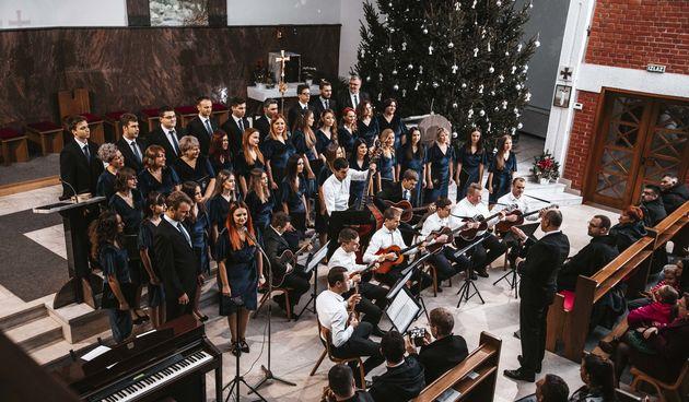 Održan božićni koncert CPD-a MIR Belišće