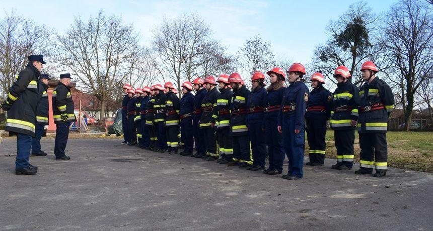 FLORIJANOVO Vatrogasci - budite ponosni na sebe jer znate da činite dobra djela