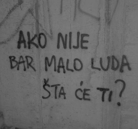 'Ulicegrada' objavljuju grafite diljem Hrvatske, izdvojili smo one za 'ljepši dan'