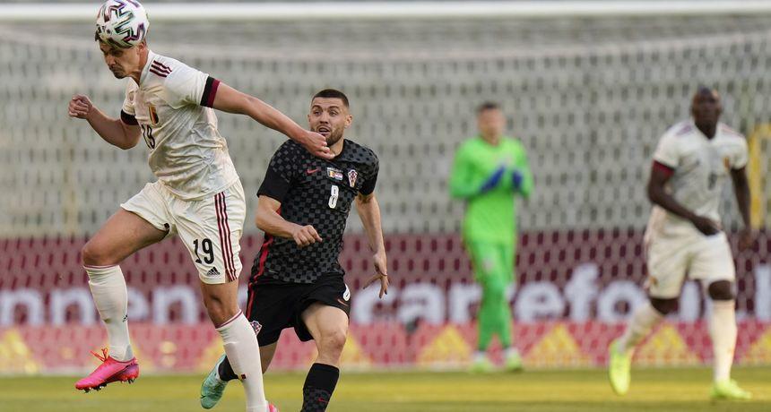 Lukaku strijelac za pobjedu Belgije protiv Hrvatske