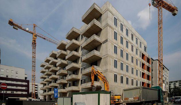 stanovi, zgrada, gradnja, građevina, nekretnine