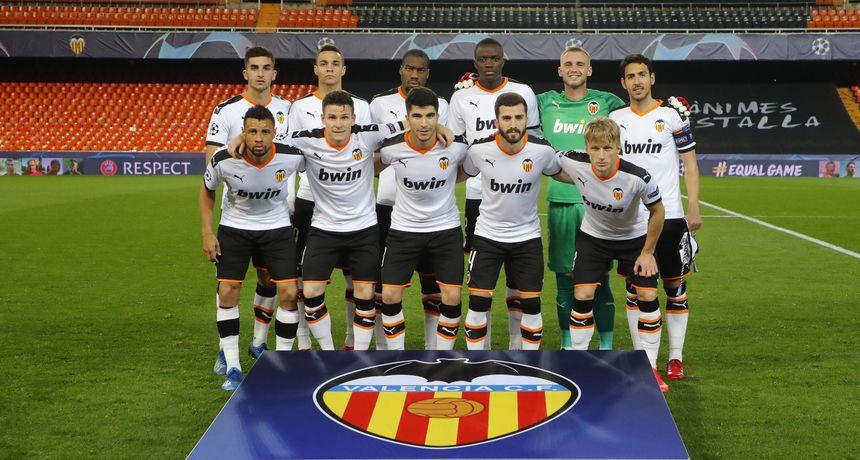 Valencia otpustila trenera