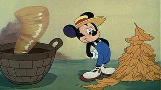 Micky Mouse - Mali tornado