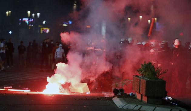 Beograd nasilje