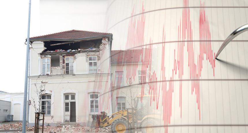 Novi potres, osjetio se u Sisku, Zagrebu...: 'Ovo je strašno! Dobro je zatreslo, do kad više!?'