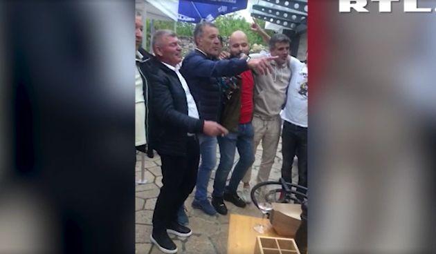 Braća Mamić slave uz hajdučke hitove