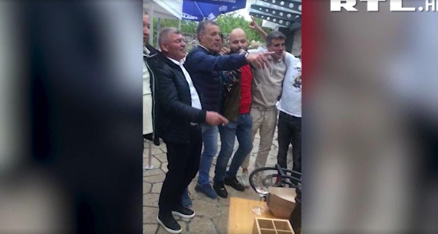VIDEO Pogledajte kako braća Mamić feštaju s društvom u BiH, zatvor ih očito ne brine
