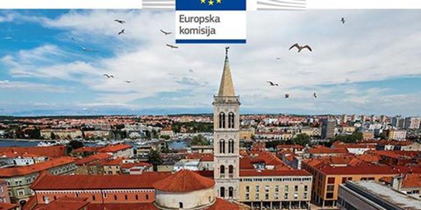 Zadar slavi Dan Europe