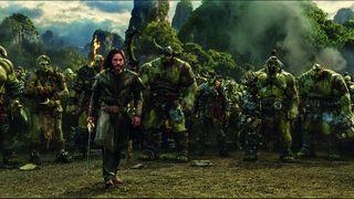 Warcraft: Početak - TV premijera