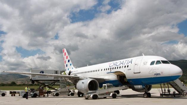Croatia Airlines, Avion, Zrakoplov