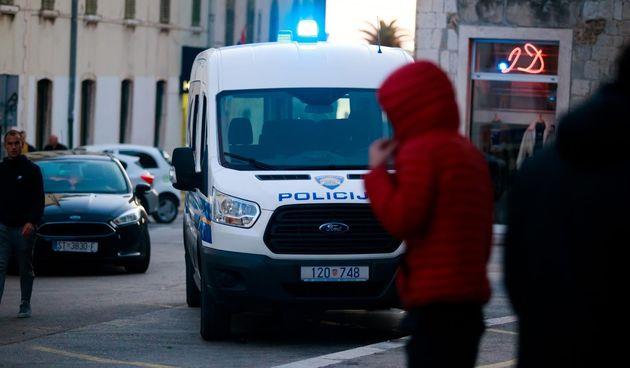Užas u središtu Splita! Ubijena dvojica muškaraca, a jedan ranjen u razmaku manje od minute!