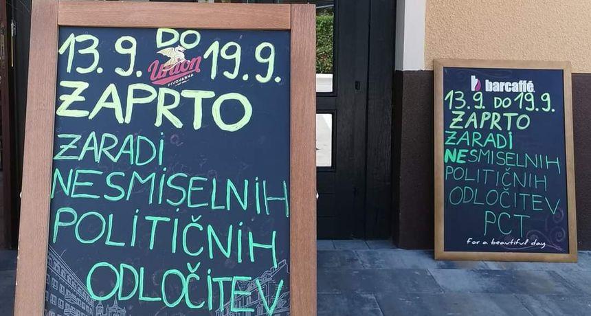 Bez covid potvrde u Sloveniji ne može se ni kod liječnika -  na udaru i prekogranični radnici, u susjednoj Metliki policija morala intervenirati na benzinskoj postaji