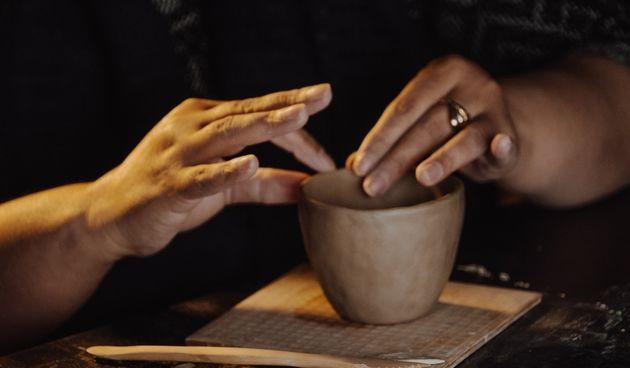 radionica keramika glina