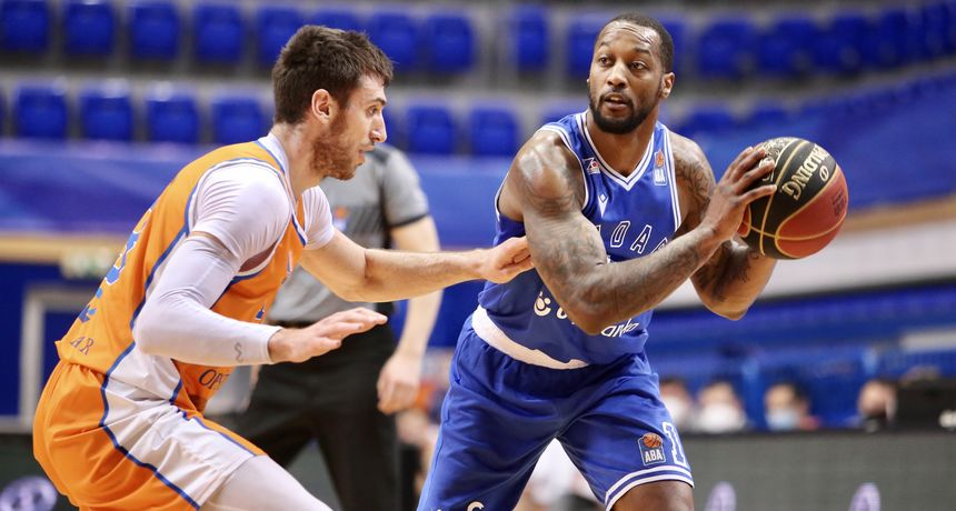Zadar u subotu gostuje kod Budućnosti, Carter propušta utakmicu zbog ozljede