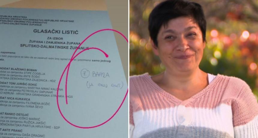 Bahru za predsjednicu! Hrvati na lokalnim izborima glasali za zvijezdu 'Ljubav je na selu'