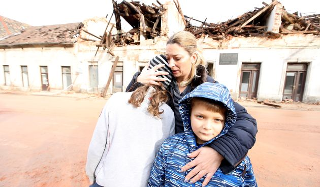 Kad sve što imaš nestane u sekundi: Ovo su fotografije potresa 2020. koje prikazuju svu tugu, jad i očaj