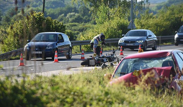 Prometna nesreća u Tušiloviću 9.7.2020.