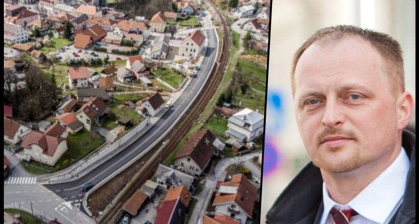 Ogulinske prometnice s novim asfaltom postale i mjesto sukoba Grada i ŽUC-a, gradonačelnik Domitrović: Potez ŽUC-a gospodarski je kriminal prema gradu