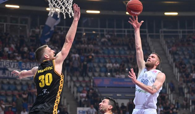 Finale doigravanja, 5. utakmica: KK Zadar - KK Split 84-57